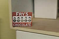 Dolls House ( Metal Sign ( Fry's Chocolate