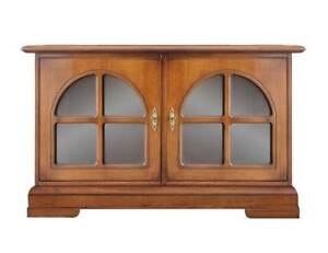 Image Is Loading Low Sideboard In Wood For Living Room Small