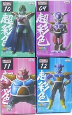 Dragon Ball HSCF high-spec Figure 3 Zarbon & Dodoria & Freeza  & Kiwi 4 sets New