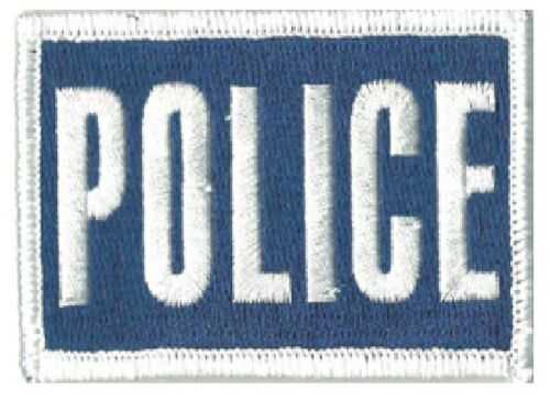 """BuckUp Tactical Morale Patch Hook Police PD Officer Patches 3x2/"""""""