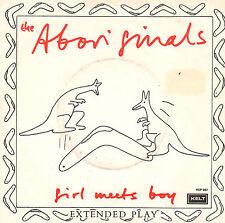 "ABORIGINALS – Girl Meets Boy Ep (1987 NEDERPOP VINYL EP 7"")"