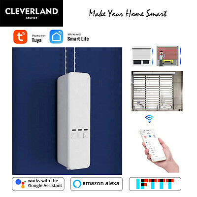 Smart Chain Curtain Motor App Wifi Control Roller Blinds