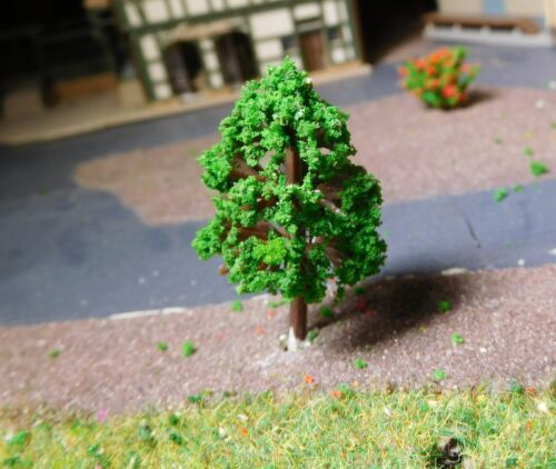 10 crédits verts feuillus hauteur 40 mm