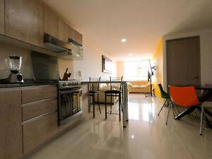 Departamento en Renta en Balderas, Col. Centro - a 30m del Metro Balderas