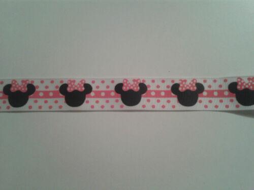 Frozen Mickey Princess Disney Craft Cake Decoration Crossgrain Ribbons 1m