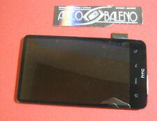 Kit DISPLAY LCD+TOUCH SCREEN PER HTC DESIRE HD G10 A9191 VETRO VETRINO Nuovo