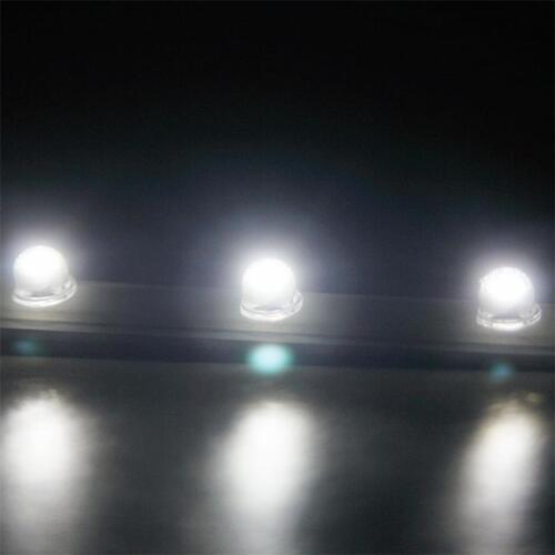 carte à diodes 12v DC Universal Lumière Module avec 15 LED neutre-Blanc