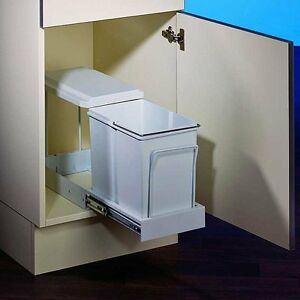NABER Clax 1/300-1, Einbau Abfalleimer, 1x15 Liter, Küchen ...