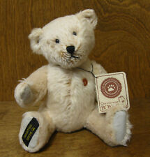 "Boyds Plush #50004 TEDDY B BEAR 7"" Jointed Event piece NEW/Tag From Retail Store"