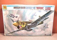 1/48 OTAKI AMERICAN FIGHTER CURTISS P-40E WARHAWK MODEL KIT # OT2-16