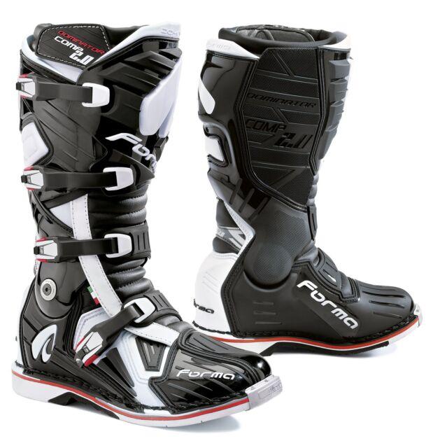 Forma DOMINATOR COMP 2.0 mens motocross motorcycle boots (not Fox Alpinestars)