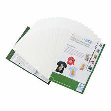 Us Stock Inkjet Transfer Paper For T Shirt Heat Transfer Paper A4 20pcs