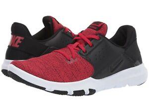 44026bd09bc1 Nike FLEX CONTROL TR3 Mens Gym Red Black AJ5911-600 Running Shoes