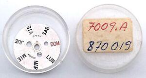 NOS-New-1-PC-Seiko-7009-A-Parts-870-019-Piece-Piece-de-Rechange-870019-Original