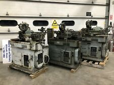 Lot Of 3ea Bechler Moutier Swiss Lathe Screw Machines A 7 A 10 Ar Automatic