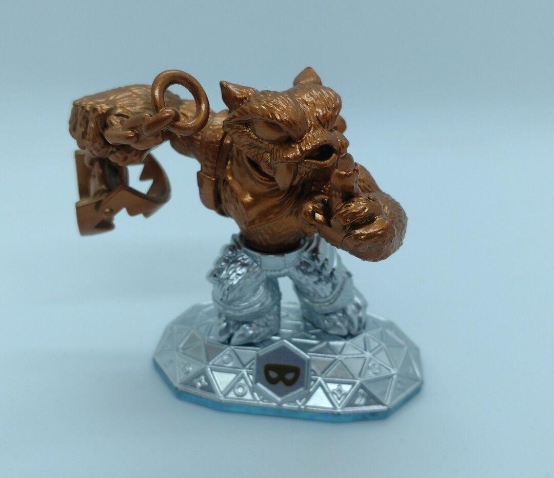 Métallisé RARE Bronze & Argent Trap Shadow Skylanders Swap Force universelle Figure