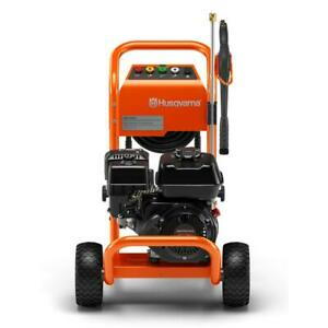 Husqvarna 967979401 HH36 2.5 GPM 3600 PSI Pressure Washer w/ 50 ft Flexible Hose
