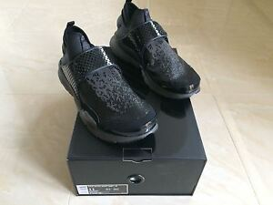 new style de698 59d7e Details about NIKE LAB STONE ISLAND X SOCK DART MID BLACK ALL SIZES UK 7 8  9 10 11 NEW