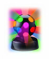 """Creative Motion 4"""" Inch Rotating Disco Ball Light Party Fun Dance Atmosphere"""