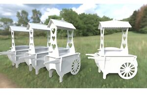 Image Is Loading Candy Cart For Weddings Christenings Etc Collapsible Sweet