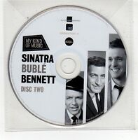 (FV289) My Kind of Music, Sinatra/Buble/Bennet - CD TWO