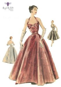 1950 Gown Dresses