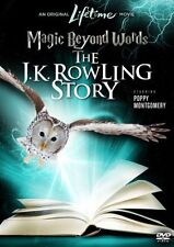 MAGIC BEYOND WORDS : THE J.K.ROWLING STORY   -  DVD - REGION 1 - Sealed