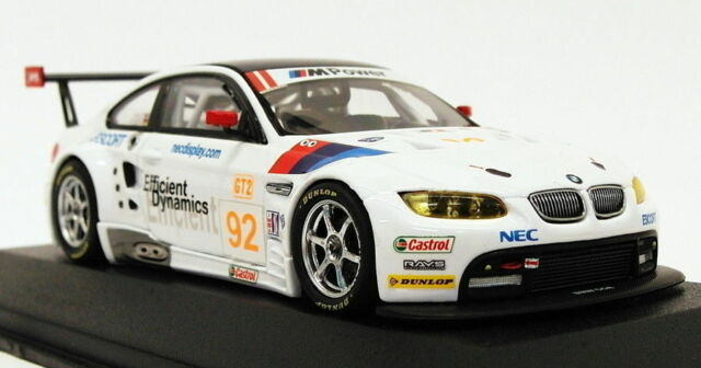 Minichamps 1/43 Scale 400 092992 - BMW M3 GT2 ALMS 2009 - Muller/Milner