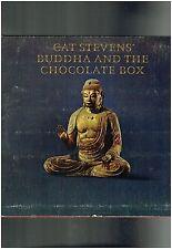 CAT STEVENS BUDDAH & THE CHOCOLATE BOX LP 1974