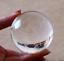 Asian-Rare-Quartz-clear-Magic-Crystal-Healing-Ball-Sphere-Size-40MM-Stand thumbnail 1