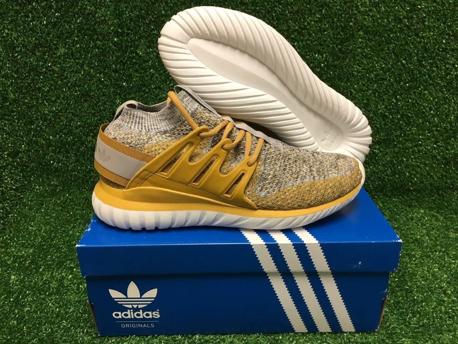 276b1b04905 NEW ADIDAS TUBULAR NOVA PRIMEKNIT MEN S NOMADE YELLOW GRANITE BB8407 PK  SHOES nsolkg6421-Athletic Shoes