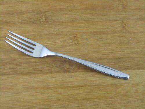 International Silver New Dawn Dinner Fork Stainless Flatware Silverware