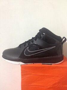 35786f903dc4 Nike Team Hustle D 6 (GS) 599187-001 Boys Shoes Sz 5y New Black ...