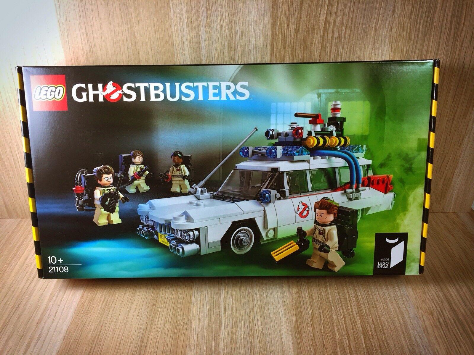 Lego Ghostbusters Ecto-1 21108    NEU