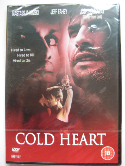 Cold Heart (DVD, 2006) NEW SEALED PAL Region 0