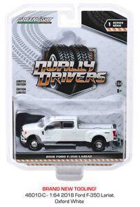 Greenlight-Ford-F-350-Lariat-King-Ranch-Dually-2018-White-46010-C-1-64