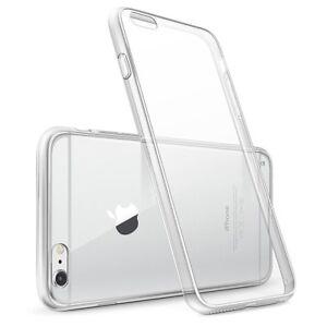 Dolphin-Apple-iPhone-6-6S-Case-Ultra-Slim-Huelle-Cover-TPU-Transparent-Silikon