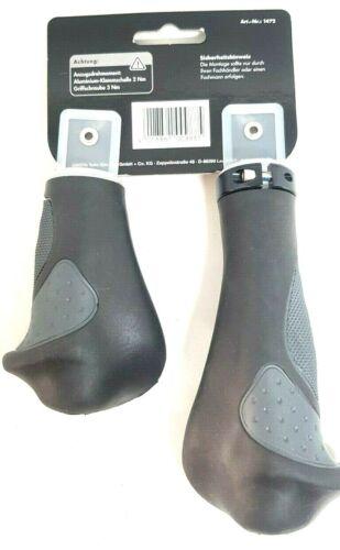 German Anatomic SF Bike Grips Wing Grips Bike Bicycle Handles Aluminium