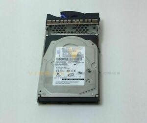 IBM-SAS-73GB-15K-15000rpm-LFF-Hard-Drive-Disk-FRU-39R7348-with-Caddy