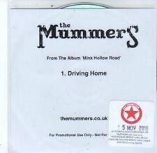 (BQ511) The Mummers, Driving Home - 2010 DJ CD