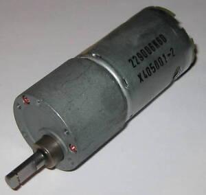 10-RPM-Heavy-Duty-Gearhead-Motor-12V-DC-3-5-034-Long-25-034-Shaft-Diameter