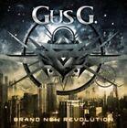 Gus G. Revolution LP 12 Track With Inner Sleeve Released 24/07/15 EUR