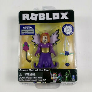 New-Roblox-Queen-Mab-of-the-Fae-3in-Figure-with-Virtual-Game-Code