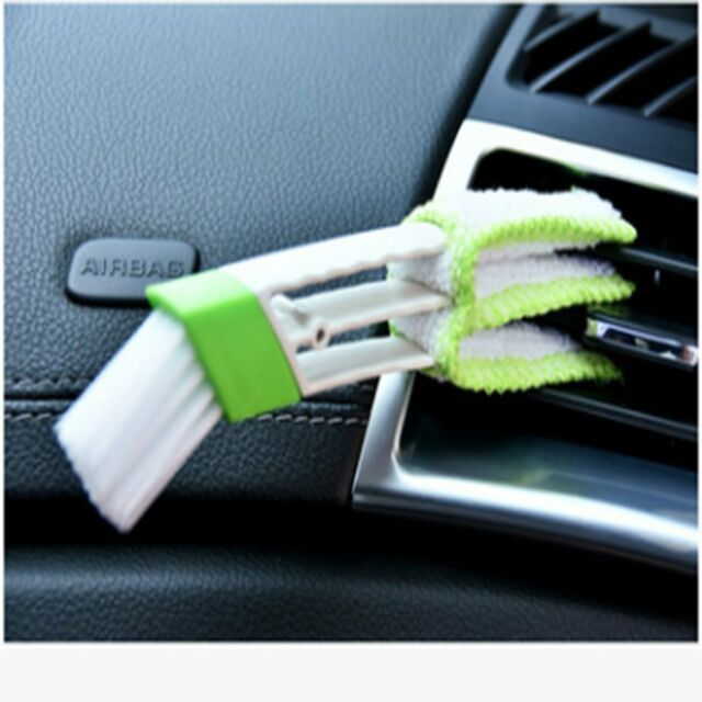 Car Air Outlet Vent Dashboard Dust Cleaner Cleaning Brush Tool RK