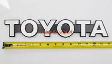 "Toyota 4Runner Custom Satoshi Mesh Grill Mod Grille 14"" Emblem BJ70 Landcruiser"