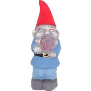 Image Is Loading Blue Zombie Garden Gnome Ceramic Ornament 30cm Gothic