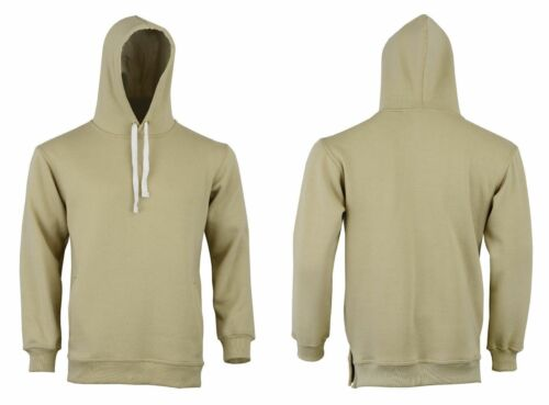 Winter Mens Hoodie Top Jumpers Pullover Casual Wear Mens Fashion Training Top