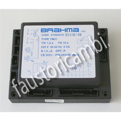 BRAHMA CE11 CODE 20655315