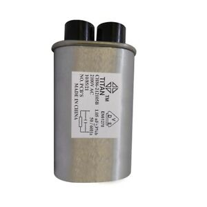 Image Is Loading Lg 0czzw1h004g Microwave Oven High Voltage Capacitor 1