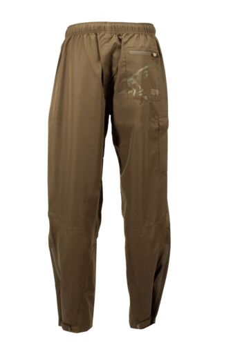 Nash Lightweight Waterproof Trousers Green *All Sizes* Fishing Clothing NEW